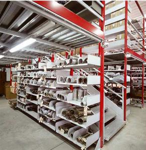 scaffalature industriali milano