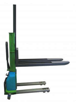 Transpallet Elettrico Autocaricante per non spezzarti la schiena